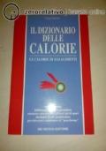 Il dizionario delle calorie