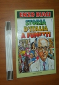 (Storia d'Italia a fumetti 1) Sulle rovine dell'impero romano: i barbari e gli arabi ( ENZO BIAGI)