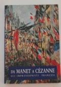 Da Manet a Cezanne gli impressionisti francesi