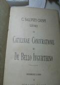 Libri de Catilinae coniuratione et De bello Iugurthino
