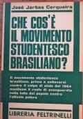 CHE COS'E' IL MOVIMENTO STUDENTESCO BRASILIANO?