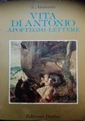 Vita di Antonio apoftegmi lettere