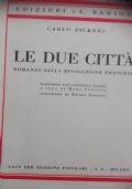 Le due città romanzo della Rivoluzione francese