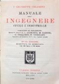 MANUALE DELL�INGEGNERE  1933