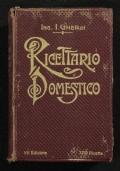 IL PROFUMIERE (Hoepli 1922)