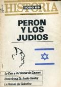peron y los judios . TODO ES HISTORIA no 252  - junio 1988  ( in spanish)