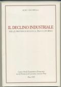IL DECLINO INDUSTRIALE NELLE PROVINCE DI LUCCA, PISA E LIVORNO