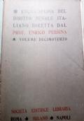 ENCICLOPEDIA DEL DIRITTO PENALE ITALIANO  VOL DECIMOTERZO