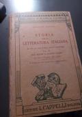 Storia della letteratura italiana. Volume 3 ad uso dei licei e degli istituti magistrali