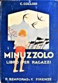 Minuzzolo Libro per ragazzi (illustrazioni di C. Chiostri e Rondin)