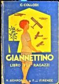 Giannettino, libr per ragazzi (illustrazioni di G. Rondini)