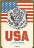 USA. Guida Pan Am degli Stati Uniti d'America