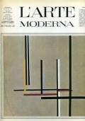 LA BAUHAUS E L'ARTE ASTRATTA IN GERMANIA - IN L'ARTE MODERNA SETTIMANALE 1967