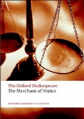 The Merchant of Venice. The Oxford Shakespeare