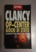 Op-Center giochi di stato di Tom Clancy