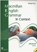 Macmillan english grammar in context. Advanced. Student's book. With key.