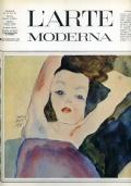 SCHILE GERSTL KOKOSCHKA E ALTRI - IN L'ARTE MODERNA SETTIMANALE 1967 n°20