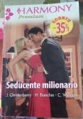 Seducente milionario (tre romanzi)