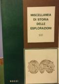 Miscellanea di storia delle esplorazioni XIII