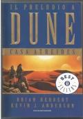 Il preludio a Dune 1 Casa Atreides - romanzo saga fantascienza Oscar Bestsellers PRIMA EDIZIONE