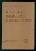 Il nostro imminente risorgimento. Gli studi e la letteratura in Piemonte nel periodo della Sampaolina e della Filopatria.