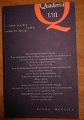 Fondo Moravia Quaderni 1 2001 ...una civiltà vasta come la terra...