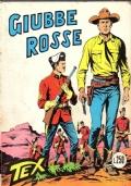 TEX  Giubbe rosse n.124 febbraio 1971