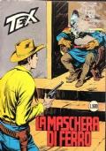 TEX La maschera di freddo n. 232 febbraio 1980