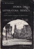 STORIA DELLA LETTERATURA TEDESCA