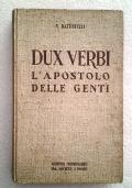DUX VERBI L'APOSTOLO DELLE GENTI