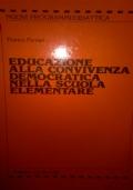 EDUCAZIONE ALLA CONVIVENZA DEMOCRATICA NELLA SCUOLA ELEMENTARE