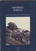 Monumento di Sisto IV. Museo storico artistico del Tesoro di San Pietro