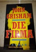 DIE FIRMA John Grisham-LIBRO IN LINGUA TEDESCA