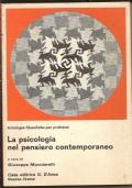 LA PSICOLOGIA NEL PENSIERO CONTEMPORANEO