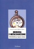 MEMORIA E METACOGNIZIONE