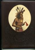 STORIA DEGLI INDIANI D'AMERICA : B. CAPPS - INDIANS - TESTO IN INGLESE CON ILL.