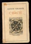 Circe. Romanzo.