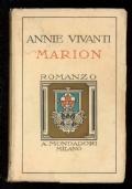 Marion. Romanzo.