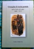 Cronache di storia postale della Valle di Ledro: 1800 - 1915