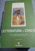 Letteratura e civiltà
