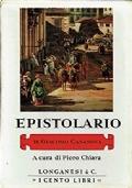 EPISTOLARIO DI GIACOMO CASANOVA (1759-1798)