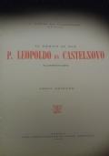 Il Servo di Dio padre Leopoldo da Castelnuovo cappuccino