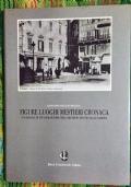 Figure, luoghi, mestieri, cronaca un secolo di vita bolognese nell'archivio dei Fratelli Camera