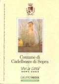 Comune di Cadelbosco di Sopra (Vivi la Città 2001-2002) GUIDE – CADELBOSCO DI SOPRA (REGGIO EMILIA)