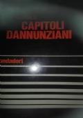 Capitoli dannunziani