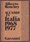 Accadde in Italia 1968 1977