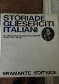 STORIA DEGLI ESERCITI ITALIANI
