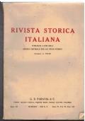Rivista storica italiana