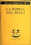La bibbia del Belli - Sonetti biblici