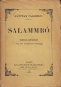 Salammbò. Edition definitive avec des documents nouveaux